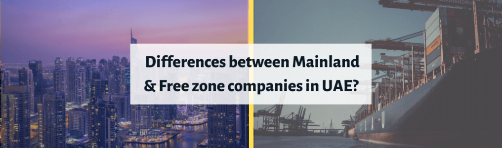 Difference Between Mainland and Freezone Companies in UAE