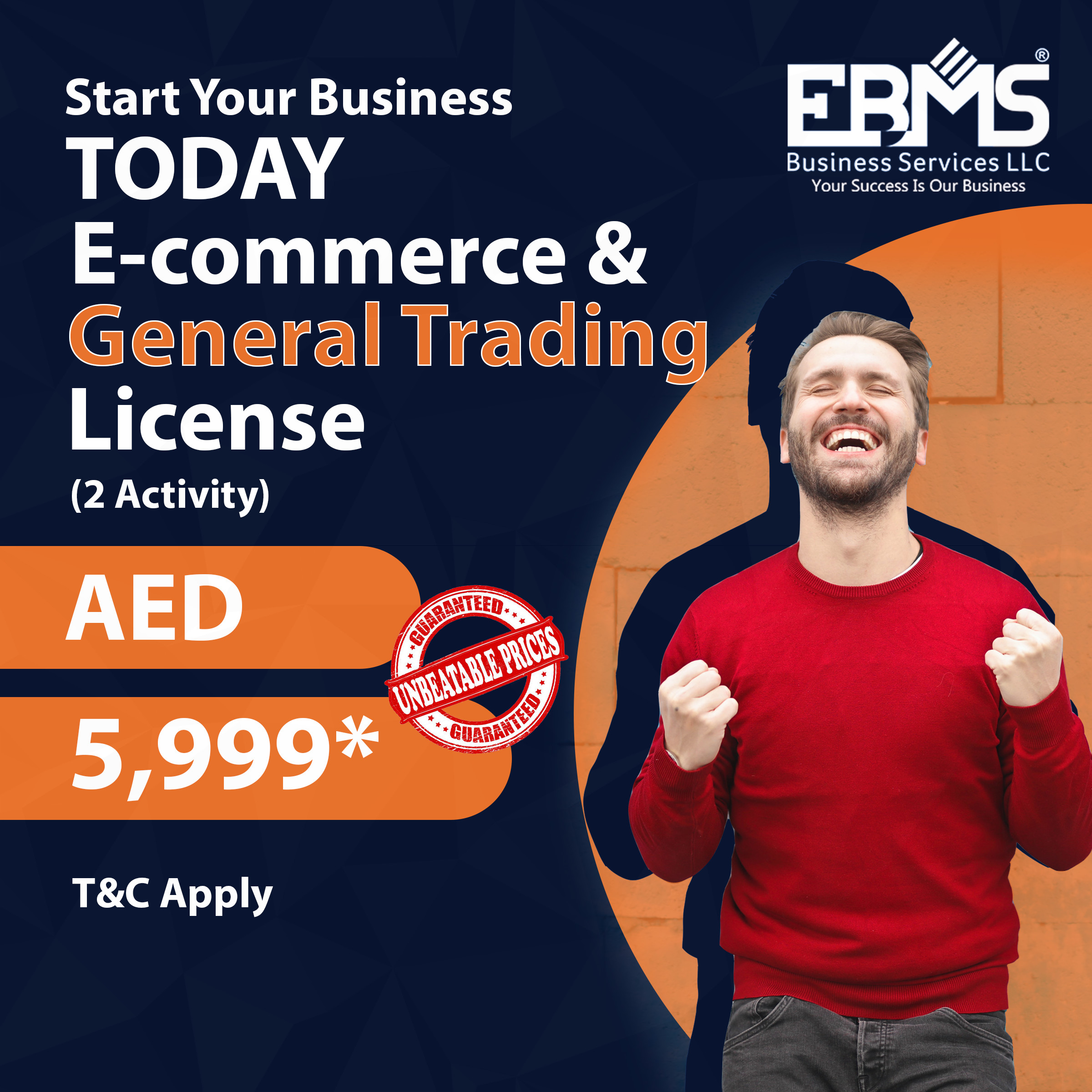 E-commerce And General Trading